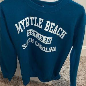 Beach pullover